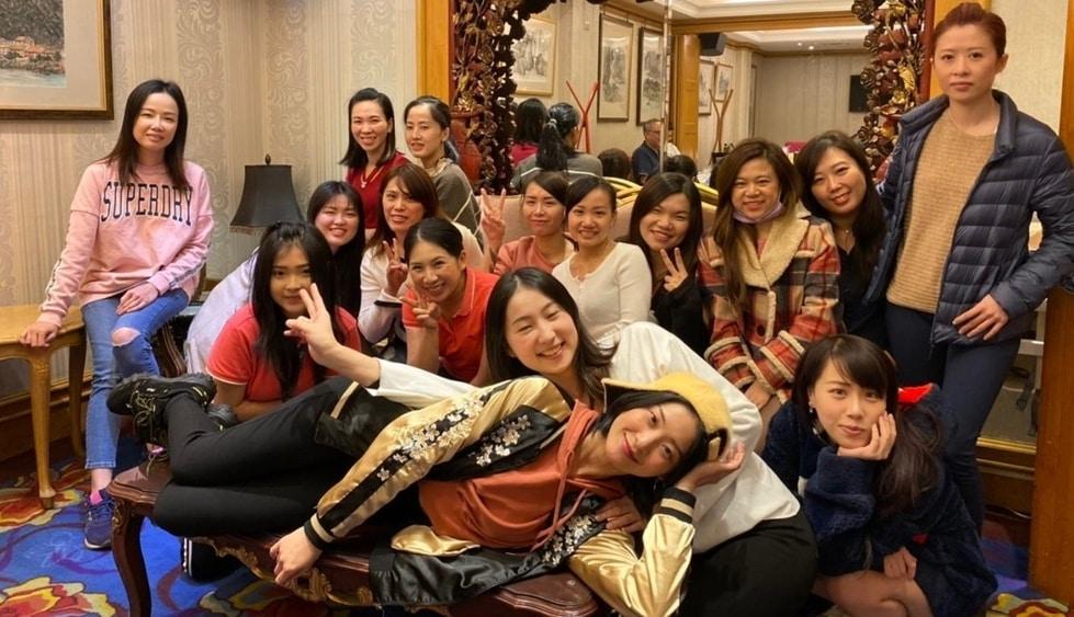 台北按摩滿憶亭養身會館芳療師團隊